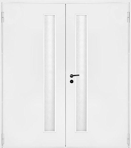 Дверь Терри Авангард двупольная