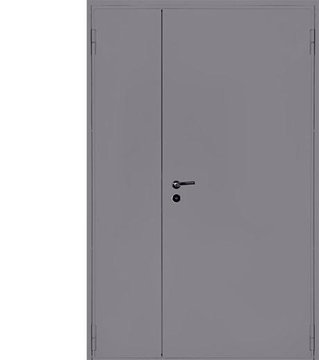 Дверь Терри Норма двупольная с узкой ответной частью