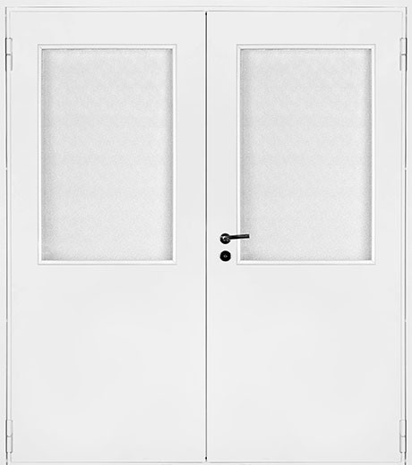 Дверь Терри Стандарт двупольная