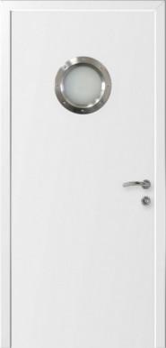 Дверь KAPELLI Classic с иллюминатором